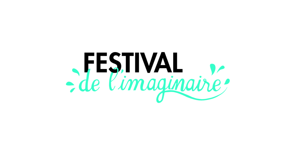 Branding for the festival of the imaginary in Nantes France