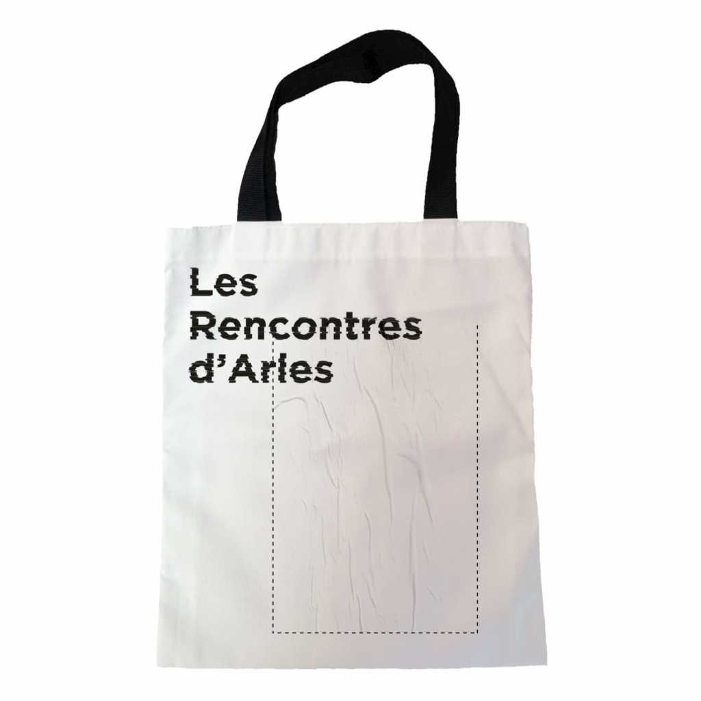 Branding for the festival of Rencontres of Arles